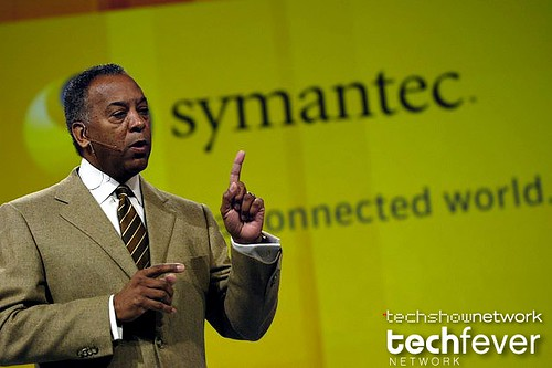 Symantec CEO John Thompson takes the stage at RSA 2008, RSA Inte by TechShowNetwork.