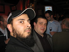Release 2 Party - Yousef, Victor (MusashiSamurai) Tags: ibm kpn release2party