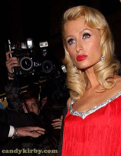Paris Hilton at the Movida Relaunch Party in London