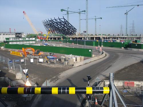 Octubre Estadio Olímpico  Londres 2012