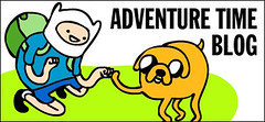Adventure Time badge