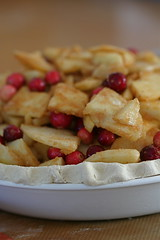 Apple-Cranberry Pie filling