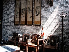 Sitting room  (MelindaChan ^..^) Tags: guangzhou china old house heritage home museum mel melinda gz nationality  chanmelmel