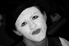 Mimo (Mario Seplveda) Tags: portrait people bw white black blanco face mxico de mexico y gente retrato negro cara young mario mimo mosaico bn dude evento veracruz 2008 sepulveda joven chavo mexiko culturas veracru seplveda mejico coatza gesto coatzacoalcos seplveda coaxa