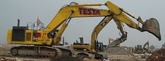 Testa's Komatsu pc 1250 and Cat 345cl (testa1250) Tags: world road nyc plant west tower station wheel cat pc construction highway gm power general crane accident manhattan tag side linden center demolition gas motors cranes caterpillar machinery piston gloves glove wtc trucks click westsidehighway loader heavy corp 888 yonkers trade komatsu waterbottle jackhammer peterbilt excavator 1250 4100 generalmotors 1280 testas liebherr 375 testa 389 lomma excavators gmplant machiney sandhogs 345cl 375l lr1280 exacavators manitowc