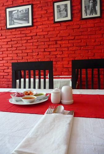 Ganesh Restaurant, HCMC