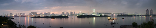 Odaiba Sunset 11