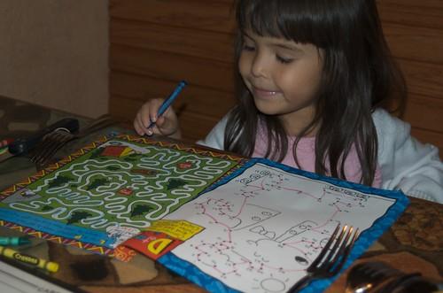 Mina coloring