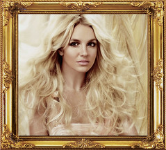 Britney (~ Caracat ~) Tags: artwork coloring britney blend