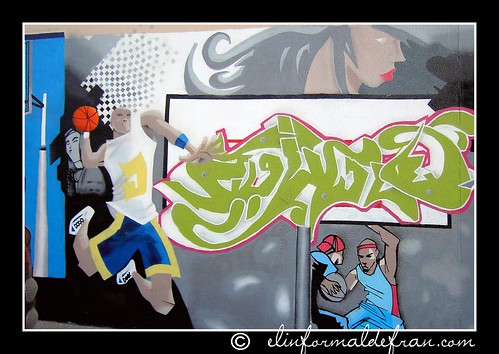 Graffitis f