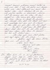 Pat's Mum Letter 2