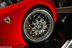 Ferrari 599 GTB Fiorano Hamann (Jeroenolthof.nl) Tags: show street red italy car germany italian essen jeroen ferrari motor modena tuning rosso scuderia spotting 2007 maranello gtb hamann 599 hankook fiorano olthof wwwjeroenolthofnl jeroenolthofnl jeroenolthof