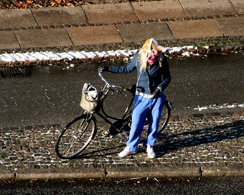 Winter Cycle Chic