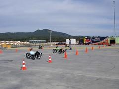 Karting around