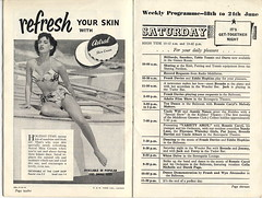 Middleton Tower Brochure 1955 -7 (trainsandstuff) Tags: 1955 vintage map archival brochure holidaycamp kamiya middletontower