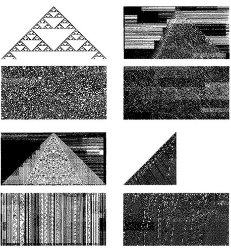 Steve Wolfram - Cellular Automata