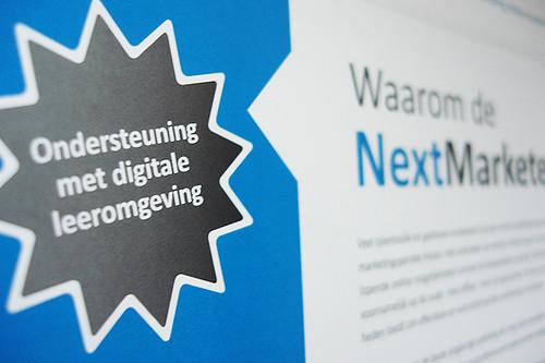 Nextmarkteer brochure details