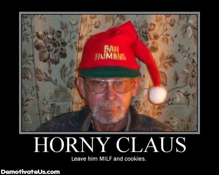 Horny Claus