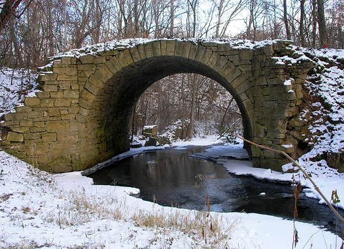 Old Stone Arch Bridge - Stillwater