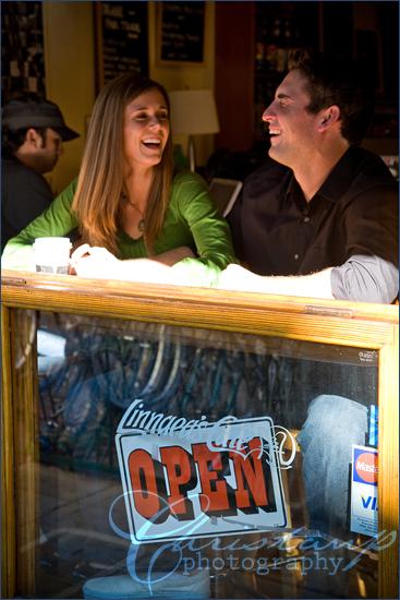 Charlie Danielle San Luis Obispo engagement photos