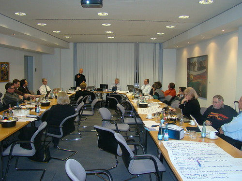 iCoper competency expert workshop - Berlin - 3 DEC 08