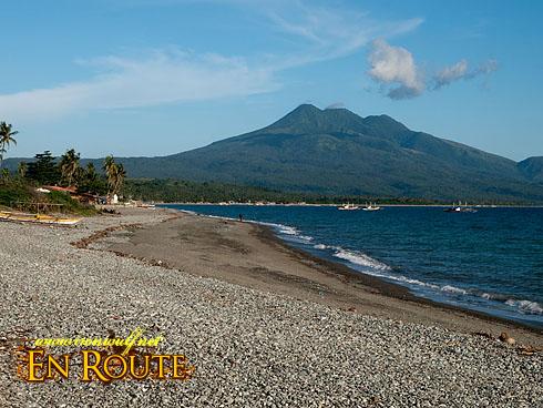Gasan Beach Mt Malindig View
