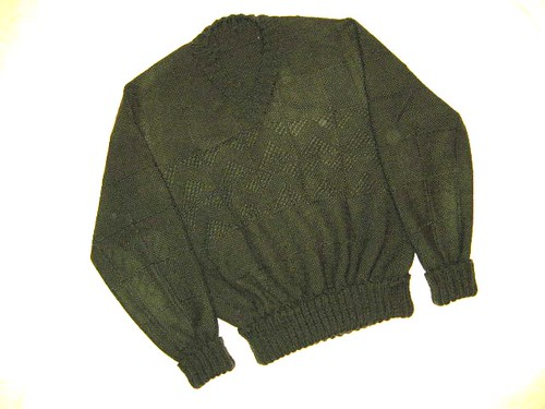 Vintage Weave-It Sweater 000