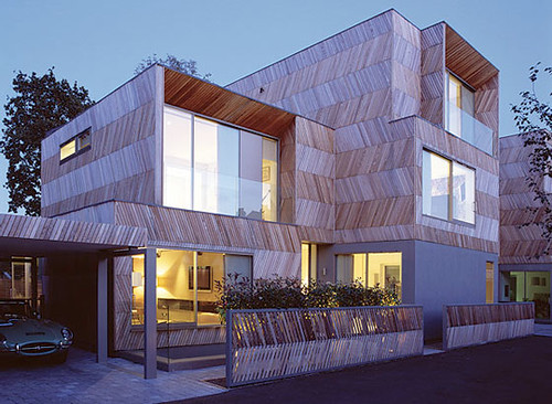 Herringbone Minimalist Houses Design & Minimalist House Design: Herringbone Minimalist Houses Design