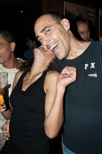 Drunk Israelis