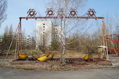 Prypiat amusement park