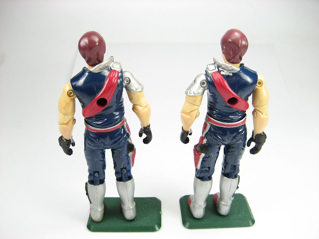 GI Joe Tomax and Xamot Figure