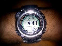 The PAW1300T-7V (Abhishek_Kumar) Tags: watch casio gadget pathfinder solaratomictriplesensor