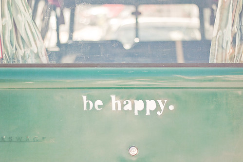 Be Happy / JoyHey