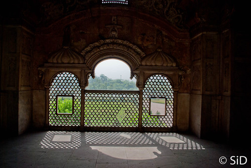 The 'Oval Office' of the Mughal king - Diwan-i-Khas