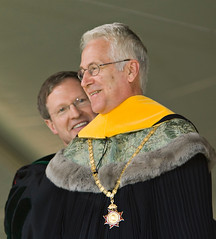 Wolfgang Schutz, honorary degree