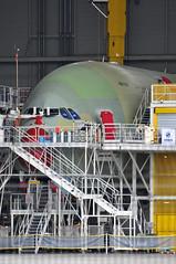 A380-861 MSN 0098 [F-WWAB] EK (A380spotter) Tags: uae airbus a380 ek toulouse 800 blagnac tls  fal emiratesairline lfbo aroconstellation finalassemblyline fwwab poste30b a6edu msn0098 chanedassemblage halldassemblage jllagardre