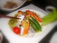 和風蔬果沙拉 Fruit Salad