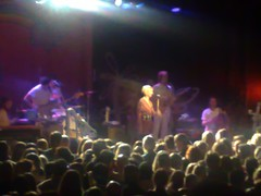 Sia + Band @ The Showbox