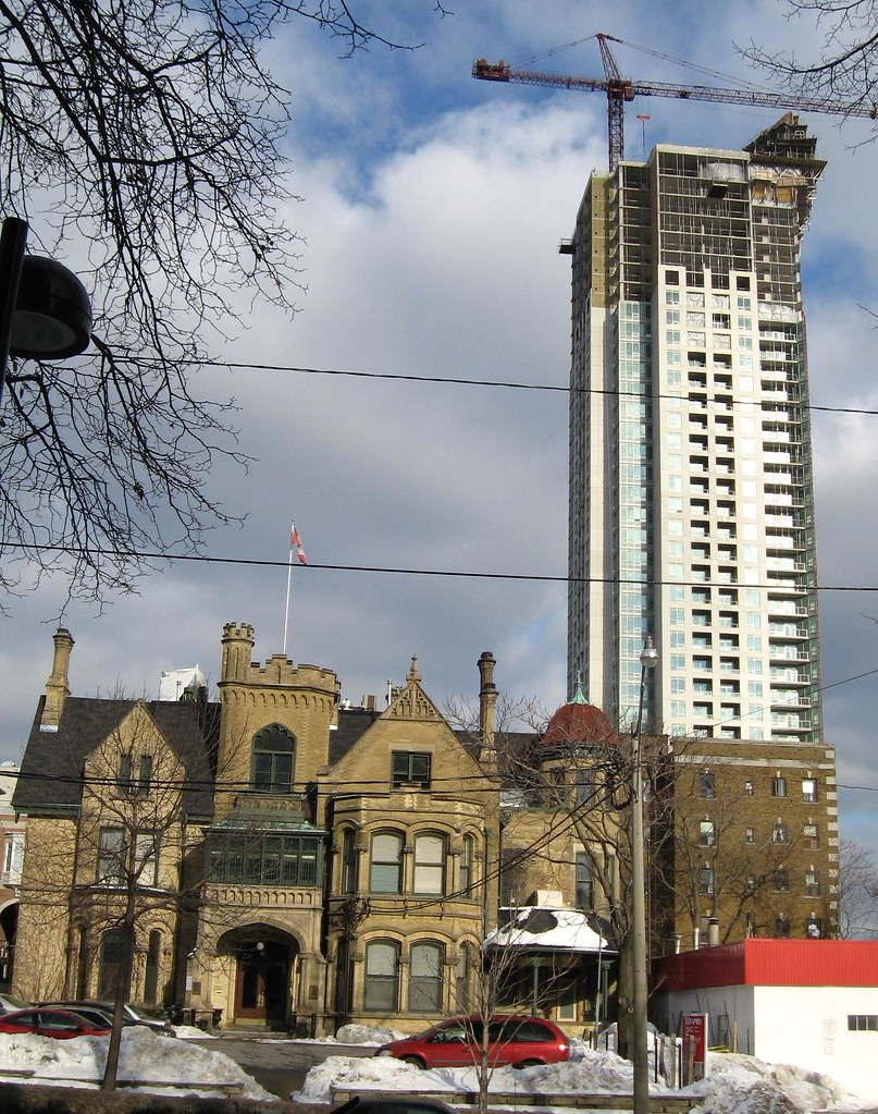 Jarvis Mansions In Receivership Conversion Downtown