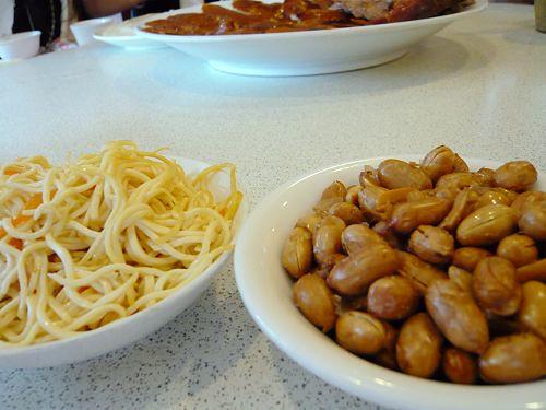 [小菜]花生及豆乾絲