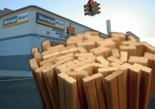 StorageMart Chopsticks