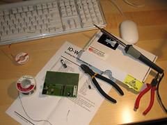 getting it together (blakespot) Tags: apple computer macintosh diy hardware mac geek lcd