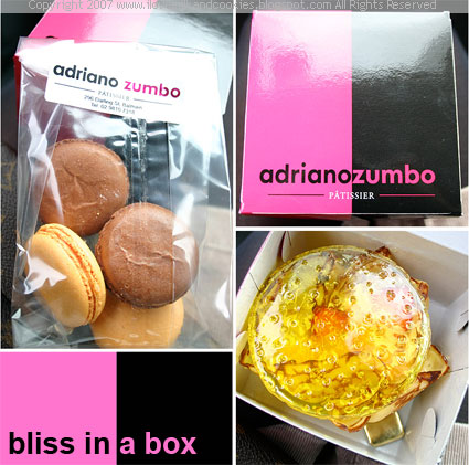 Bliss in a box
