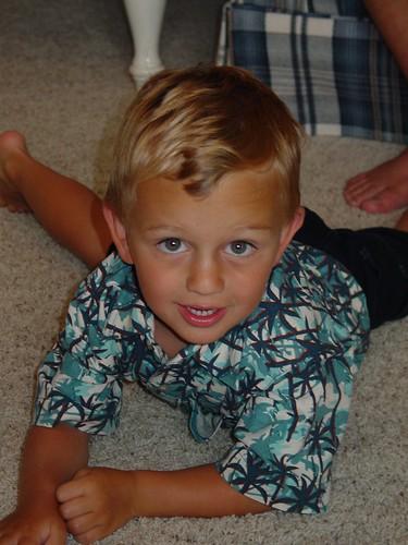 Blake's 3rd Birthday