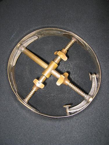 Vintage millinery tool
