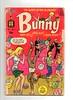 Bunny, Queen of the In Crowd! No1 (sparkleneely) Tags: boss bunny vintage comics mod 1966 harvey hip groovy bunnyqueenoftheincrowd