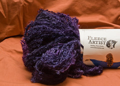 Fleece Artist Goldilocks