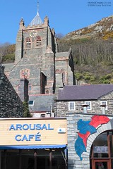Arousal Cafe, Barmouth (Sean Bolton (no longer active)) Tags: church wales cafe cymru arousal barmouth northwales seanbolton ffotocymrucouk