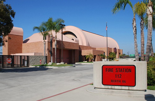 Fire Station No. 112