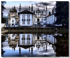 Vila_Real_Palacio_Mateus09 (vmribeiro.net) Tags: portugal palace baroque reflexions palácio mateus vilareal barroco nasoni aplusphoto ilustrarportugal